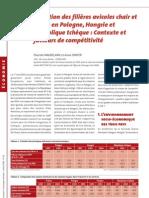 Evolution Des Filires Avicoles Chair Et Ponte en Pologne, Hongrie Et Rpublique Tchque - Contexte Et Facteurs de Comptitivit - P. MAGDELAINE - STA n 56