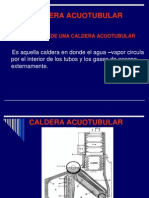 Semana 4 Calderas Acuotubulares