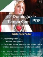 20130609 - 10º Domingo do Tempo Comum - Apresentação.pdf