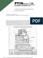 LOCALIZAÇÃO E IDENTIFICAÇÃO DOS SOLENÓIDES JF506-E