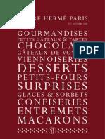 Catalogue Pierre Herme
