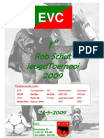 Rob Schut toernooi 2009