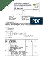 Kontrak Metode Penelitian Pendidikan