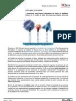 Clase - La organización por procesos.pdf
