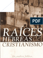 Dan Ven Avraham Raices Hebreas Del Cristianismo