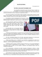 27/04/13 Germán Tenorio Vasconcelos 5 Pasos Por La Salud de Tus Mamas, Sso