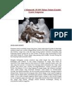 Penemuan Bayi Mammoth