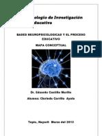 Bases Neuropsicologicas y El Proceso Educativo Clori Mapa