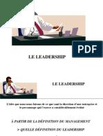 2 - Le Leadership