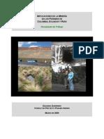 Informe Mineria Paramos