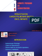 Rcp y Ovace Infante