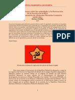 Polifka - Nuevas revelaciones sobre las actividades y la destrucción de la Sección de RDA del Partido Comunista de Alemania (1997)