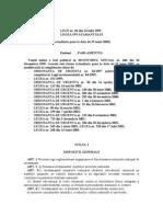 Legea Invatamantului Nr 84 1995 Actualizata