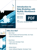 Introduction to Data Modeling with MySQL Workbench