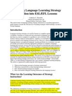 Integrating Language Learning Strategy Instruction into ESL.docx