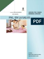 PNL Aplicada a La Salud