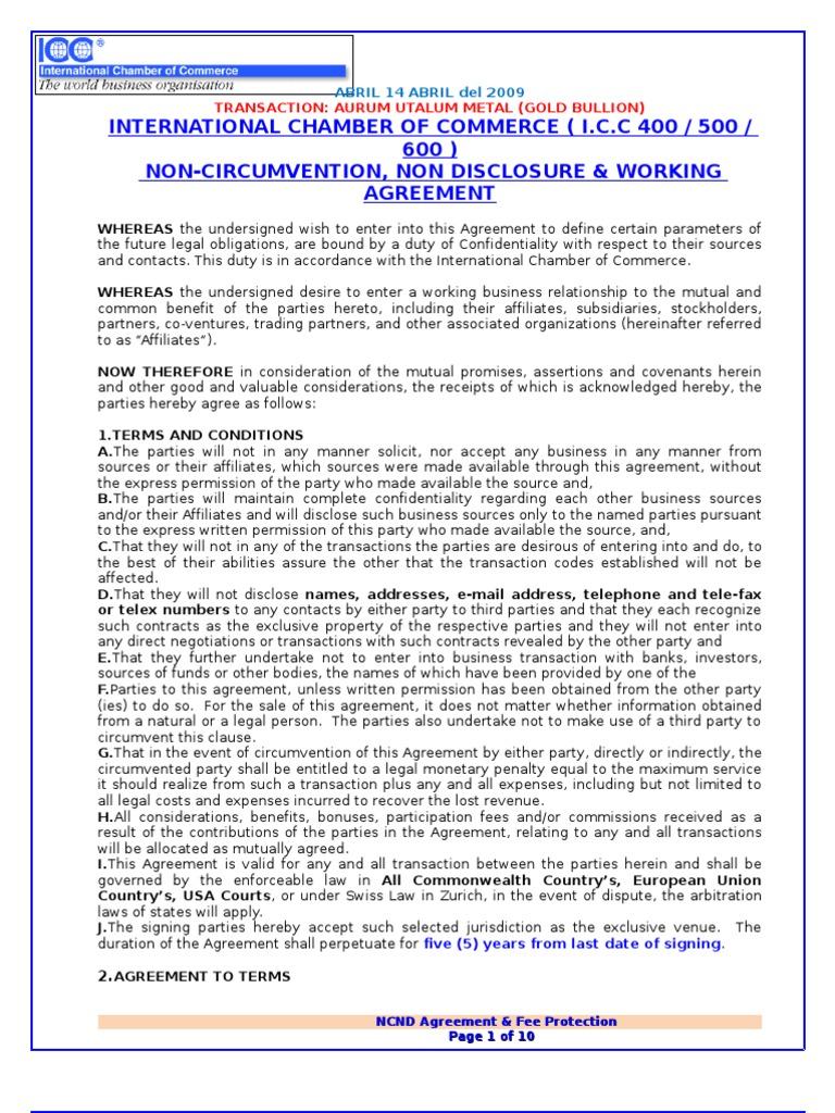 Ncnda Imfpa Law Of Agency Wire Transfer
