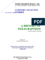 Carroll - A History of Texas Baptists Pa - J. M. Carroll