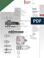 Sensores Indutivos AC 2 Fios (BR)