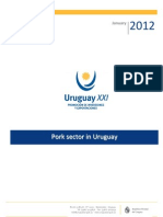 Pork Sector in Uruguay
