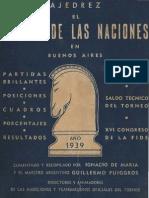 1939 Torneo de Las Naciones Buenos Aires