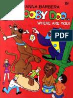 Scooby Doo Gold Key 009