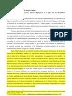 SPIGUEL Las Naciones y Los Estados en America Latina