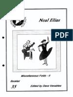Elias, Neal - Miscellaneous Folds 2