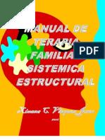 Manual de Terapia Familiar Sistemica Estructural