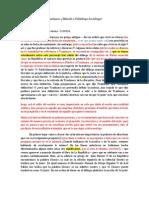 Trasímaco ¿Filósofo o Politólogo-Sociólogo Corrección