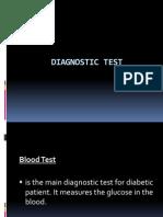 Diagnostic TestDIAGNOSTIC TEST
