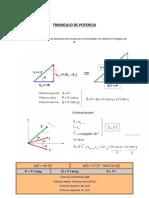 Triangulo de Potencia