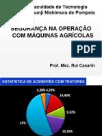 Seguranca Na Operacao Com Maquinas Agricolas