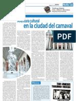 Aventura Cultural en La Ciudad Del Carnaval