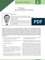 Cancro Abordagem Medicina Chinesa