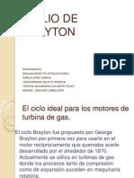 Ciclo de Bayton Exporsicion