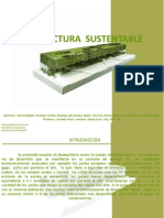 arq sustentable