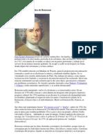 El pensamiento político de Rousseau
