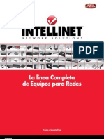 Catalogo Intellinet Redes