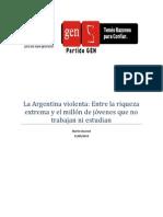 La Argentina Violenta Final
