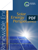 Solar Energy Perspectives2011