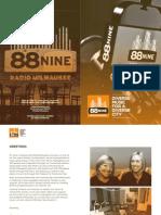 88Nine RadioMilwaukee Annual Report