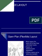 Office Layout & Working Procedures