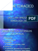 Dolor Toracico Act