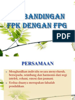 Perbandingan Fpk Dengan Fpg
