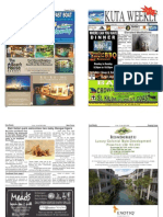 "Kuta Weekly-Edition 339 ""Bali's Premier Weekly Newspaper"""