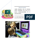 Documento Textual en Word a PDF
