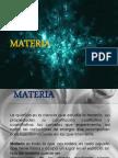 Materia Propiedades