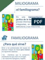 presentacion familiograma