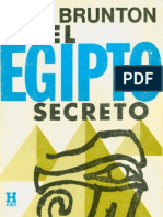 Brunton Paul-El Egipto Secreto 01